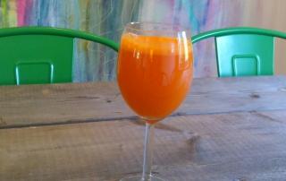 tastes like orangejuice